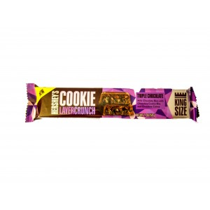 Hershey´s  Cookie Layer Crunch Triple Chocolate King Size (59g)