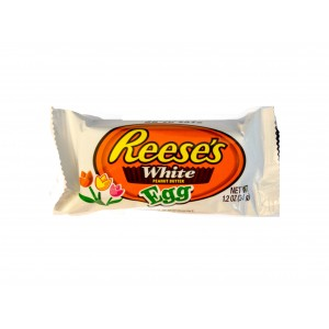 Reese´s White Chocolate  Peanut Butter Eggs (34g)