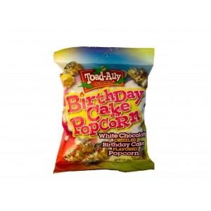 Toad-Ally BirtDay Cake Popcorn (85g)