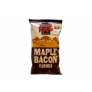 Uncle Ray´s Potato Chips- Maple Bacon (120g)