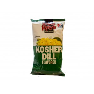 Uncle Ray´s Potato Chips- Kosher Dill (120g)