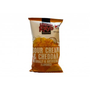 Uncle Ray´s Potato Chips- Sour Cream & Cheddar (120g)
