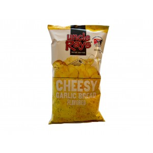 Uncle Ray´s Potato Chips- Cheesy Garlic Bread (120g)