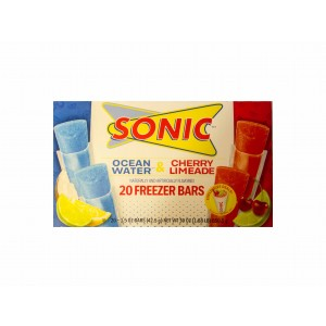 Sonic Freezer Pops Ocean Water & Cherry Limeade (850,5g)