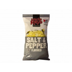 Uncle Ray´s Potato Chips- Salt & Pepper (120g) MHD: 12.11.2018