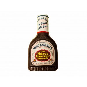 Sweet Baby Ray´s Hickory & Brown Sugar BBQ Sauce (510g)