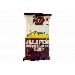 Uncle Ray´s Potato Chips- Jalapeno (120g)