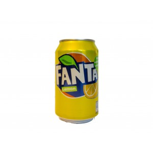 Fanta Lemon (330ml)