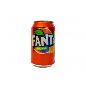 Fanta Fruit Twist (330ml)