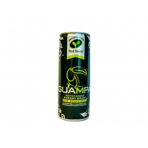 Guampa Energy Drink Pink Grapefruit 250ml