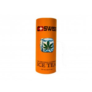 C+Swiss the Original Cannabis Ice Tea 250ml