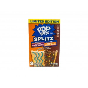 Kellogg´s Pop-Tarts Splitz Drizzled Sugar Cookie&Frosted Brownie Batter (400g)