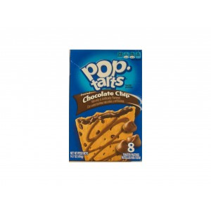 Kellogg´s Pop-Tarts Frosted Chocolate Chip (416g)