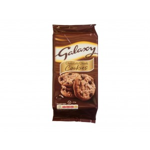 Galaxy Chocolate Chunk Cookies (180g)