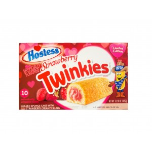 Hostess Twinkies Strawberry (385g)
