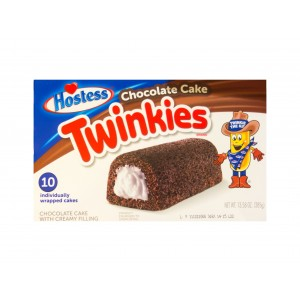 Hostess Twinkies Chocolate Cake (385g)