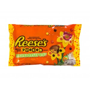 Reese's mini Peanut Butter Cups with Pieces  (221g)