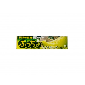 Puccho Ibara King Melon Chews Stick Pack  (50g)