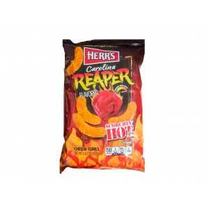 Herr´s Carolina Reaper Cheese Curls (184,3g)            ( EUR 21,65 / kg)