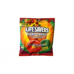 LifeSavers Hard Candy 5 Flavors (90,7g)                          (EUR 31,86 / kg)