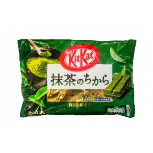 KitKat Mini Matcha Power (136g)