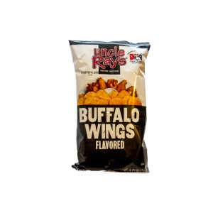 Uncle Ray´s Potato Chips- Buffalo Wings (120g)